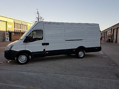 Iveco Daily 35S14 2009 Model Long Wheel Base/high Roof With Low Kilometres Only