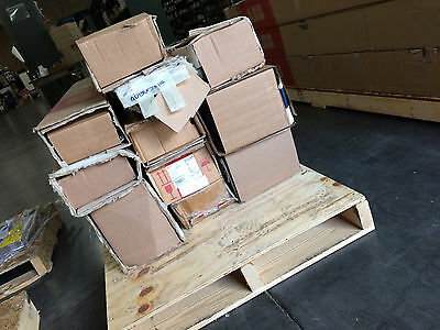 Abb Iboco Wire Duct Variety Gray Standard & High Density **lot Of 109 Pcs**