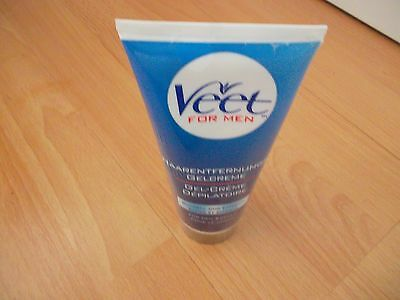 Veet For Men Enthaarungscreme - Gelcreme - 200 ml - NEU
