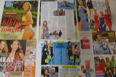 15-BLAKE LIVELY*Magazine Clippings
