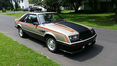 1979 Ford Mustang Indianapolis Pace Car 1979 Ford Mustang Indianapolis Pace Car, RARE