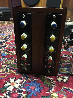 Neumann PEV Mastering EQ (x2) Equalisers Matched pair with external psu