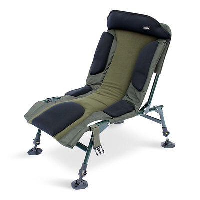 Abode® Carp Fishing Camping Folding Sport Lo-Chair