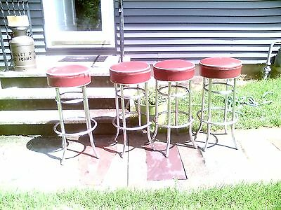 Vintage Bar, Lunch counter stools
