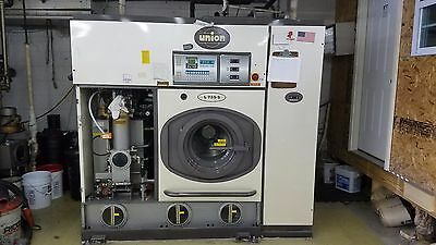 Union Dry Cleaning Machine L735 (Perc)