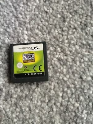 Nintendo Ds Game_Guniess World Records : Videogame-Game Only