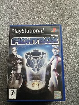 Playstation 2 Game_Fightbox + Manual