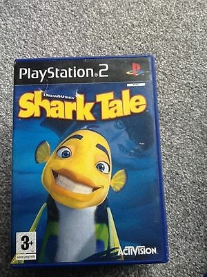 Playstation 2 Game_Shark Tale + Manual