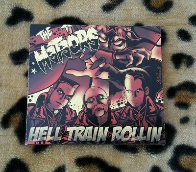 The Meteors Hell Train Rollin Limited Edition Digipack (2009)