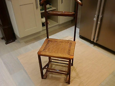 Italian folding Gentlemans valet chair