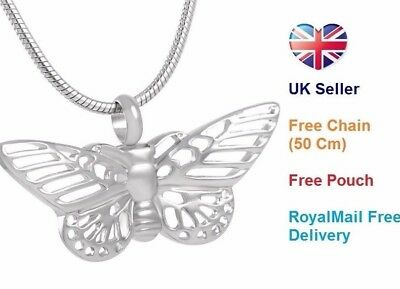 Cremation Jewellery for ashes Funeral Memorial jewellery, Ash Pendant Necklace