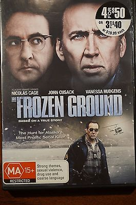 The Frozen Ground  - Lightly Used DVD