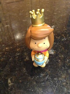 Peanuts A Charlie Brown Christmas Nativity Peppermint Patty as Wise Man Figure