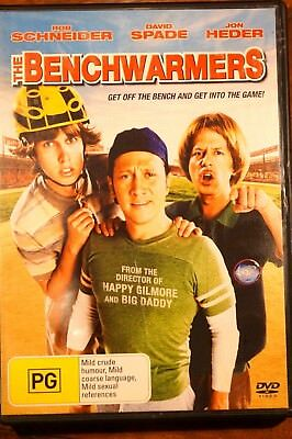 The Benchwarmers  - Lightly Used DVD