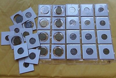 Foreign Coin Lot ~ Estate
