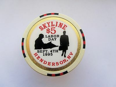 Skyline Casino - Henderson, NV - OBSOLETE CASINO CHIP