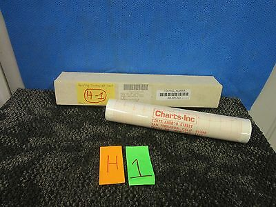 Charts Inc 516933 Instrument Recorder Paper 100 Ft Military Surplus Navy New