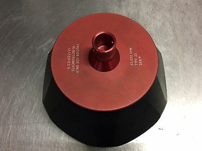 Dupont Sorvall Type 35 Festwinkel Rotor for Centrifugal Max. 35000 RPM