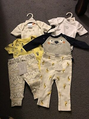 Bulk Lot Of Baby Clothes 0000 Pumpkin Patch & Dymples