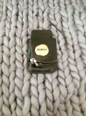 Mimco phone pouch and headband
