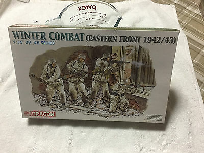 Dragon 1/35 Winter Combat, Eastern Front 1942/43 #6154