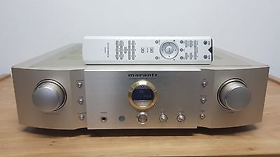 Marantz PM-15S1 Gold High-End Audiophile Integrated Stereo Amplifier *NEAR MINT*