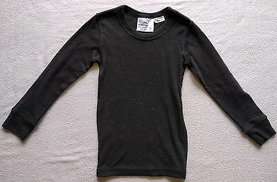 Kathmandu Boys Long Sleeve Thermal Top Size 4-6Yrs