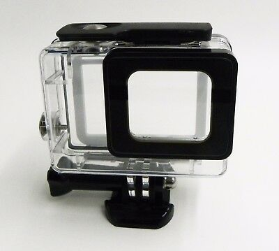 Gopro Hero5 Dive Waterproof Protective Housing Case Tested Under water 45m