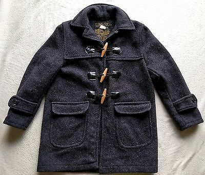 Norwellan Kids Duffle Coat Size 8