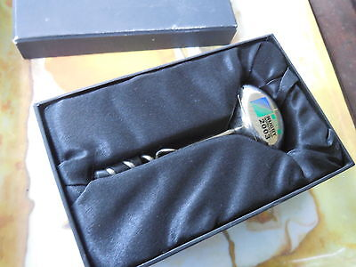 Collectable  Official Rugby League Irb World Cup 2003, Boxed Corkscrew