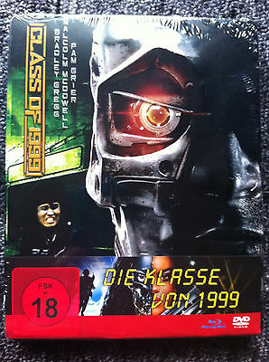 CLASS OF 1999 - Blu Ray / DVD - EMBOSSED FUTURE PACK - OOP