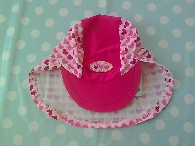 Girl's sun hat by Mothercare in size 12-24 months