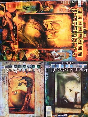 The Dreaming #1-3