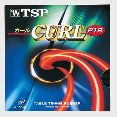 TSP Curl P-1R Table Tennis Rubber (Clearance Sale)