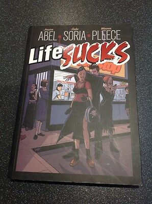 Life Sucks Comic, Graphic Novel, First Second