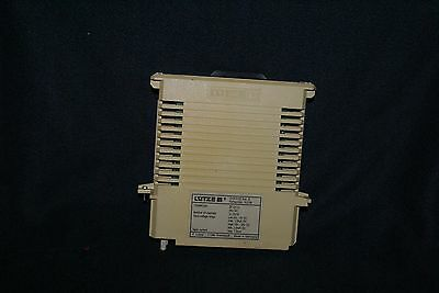 Used LUTZE DIOFACE 743304 DIGITAL INPUT MODULE 24 VDC