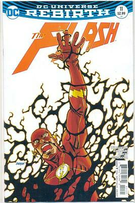 Flash #11 - First Print - Variant Cover - New/Unread NM -  DC Rebirth