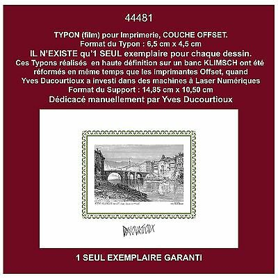 044481 - TYPON à Carte Postale rub. CPA CPM  47041 VILLENEUVE SUR LOT