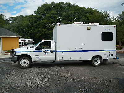 2004 4x4 Ford F550 Expo Rig Diesel Bullet Proofed! Ready for Customization!!!!!