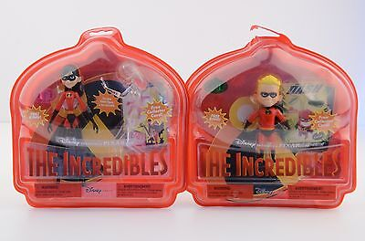 Disney Store, The Incredibles figures Violet & Dash, Exclusive