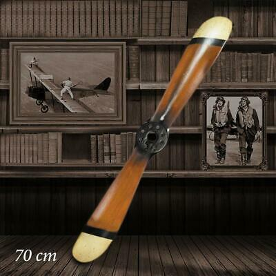 Baby Replica Vintage Wooden Airplane Propeller | 70cm