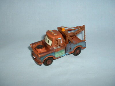 DISNEY PIXAR CARS Diecast TOW MATER Truck Car Action Figure Toy (WORLD OF/2/3)