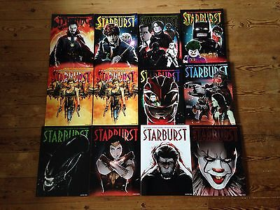 13 X Starburst Magazines Issues 429 To 440 Collectors Editions Marvel Star Wars
