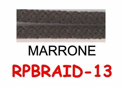 Braid Colore 13 Marrone Metro Lineare  Trend