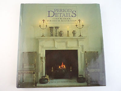 BOOK ON THE RESTORATION OF THE HOUSE OF DIFFERENT PERIODS LONDON 1987 year histo