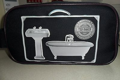 Ted Baker Body Wear Mens Wash/cosmetic Bag