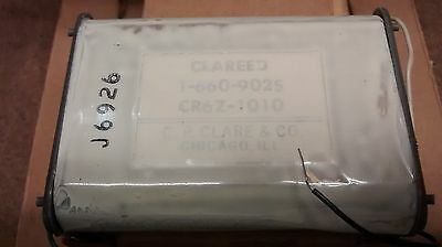 *new* (Lot Of 7) Clareed Cr6Z-1010 Reed Relay 1-660-9025 - 30 Day Warranty