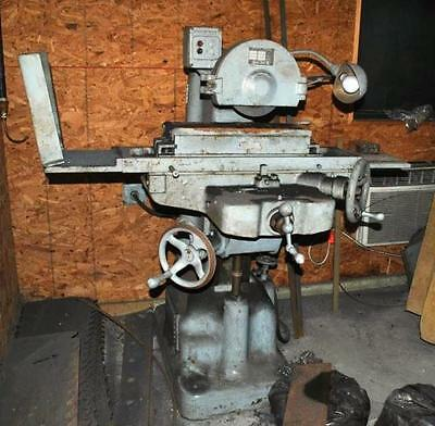 6″ x 18″ USED COVEL SURFACE GRINDER - MODEL 15