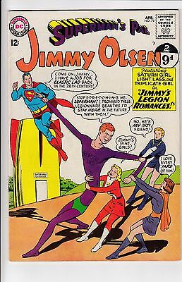 Superman's Pal Jimmy Olsen #76  N/VFN  Silver Age - Double Covered Print Error