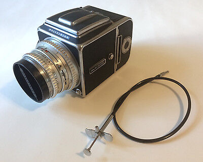 Hasselblad 500C/M Body  with 80mm f2.8 Lens